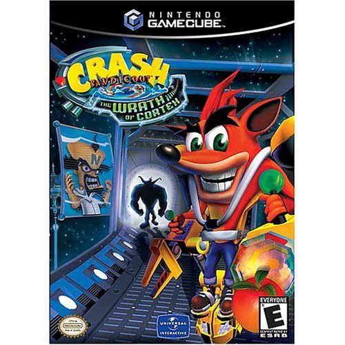 Crash Bandicoot: The Wrath of Cortex - Gamecube (Crash Bandicoot Video Game)