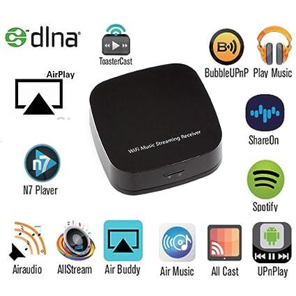 Amazon com: Ieast Airplay Dlna Qplay Airmusic WiFi Audio