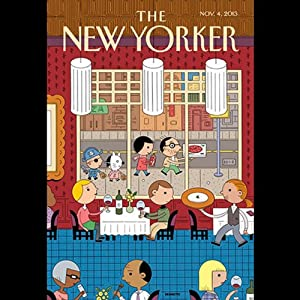 The New Yorker, November 4th 2013 (Lauren Collins, Dana Goodyear, Adam Gopnik) Periodical