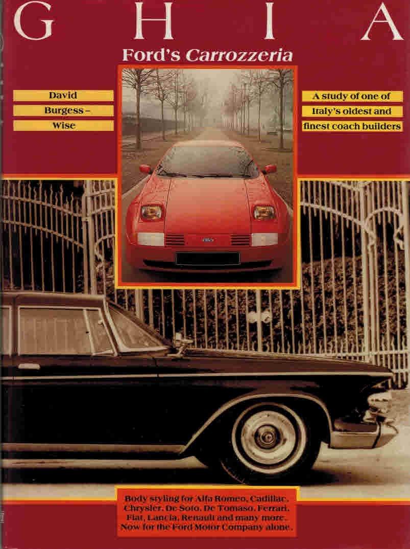 Ghia: Ford's Carrozzeria