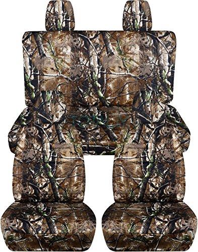 camo seat cover for jeep wrangler - 1