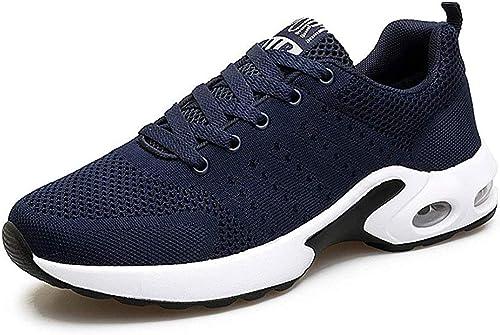 baskets noires et blanc femme pour la course