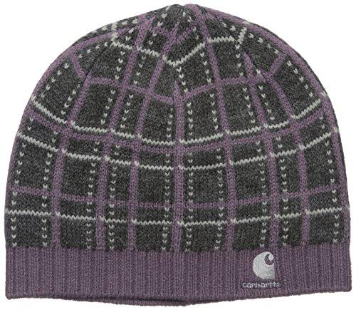 - Carhartt Women's Winterfield Knit Hat, Vintage Violet, One Size