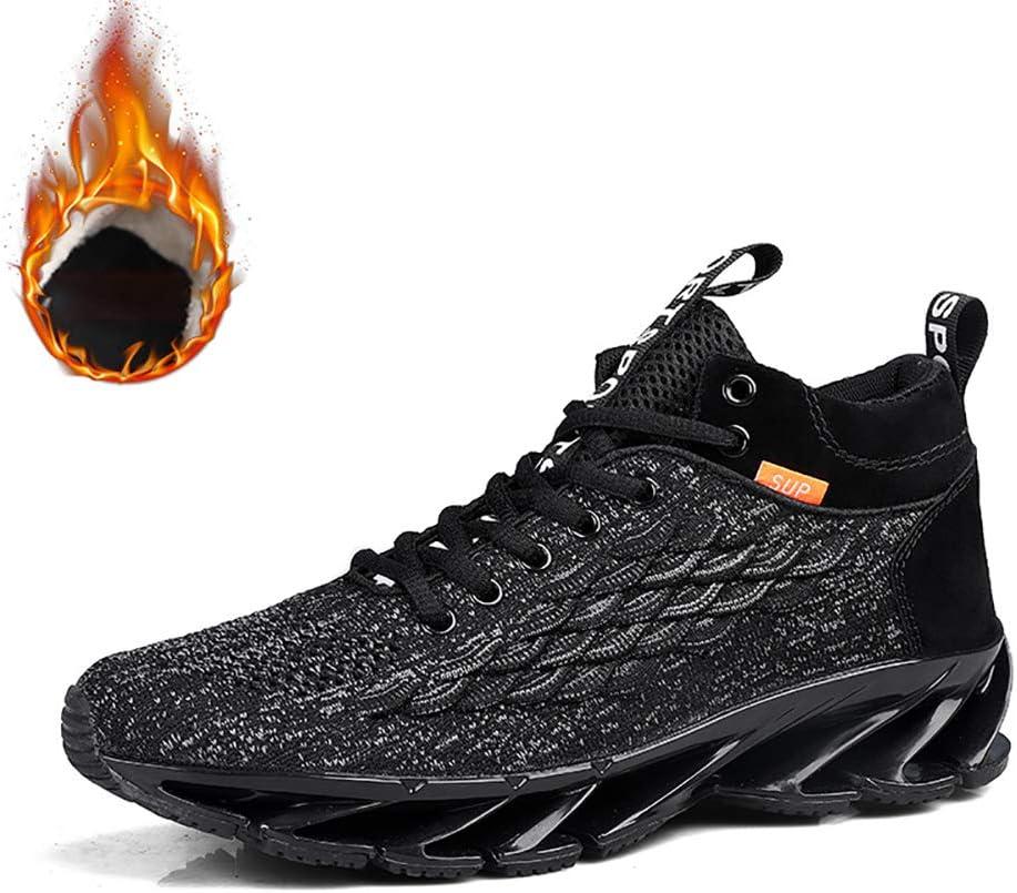 YCKZZR Zapatos para Correr para Hombres Amortiguación Antideslizante Suela Exterior para Caminar Trekking Ocio otoño Zapatillas de Deporte para Correr: Amazon.es: Deportes y aire libre