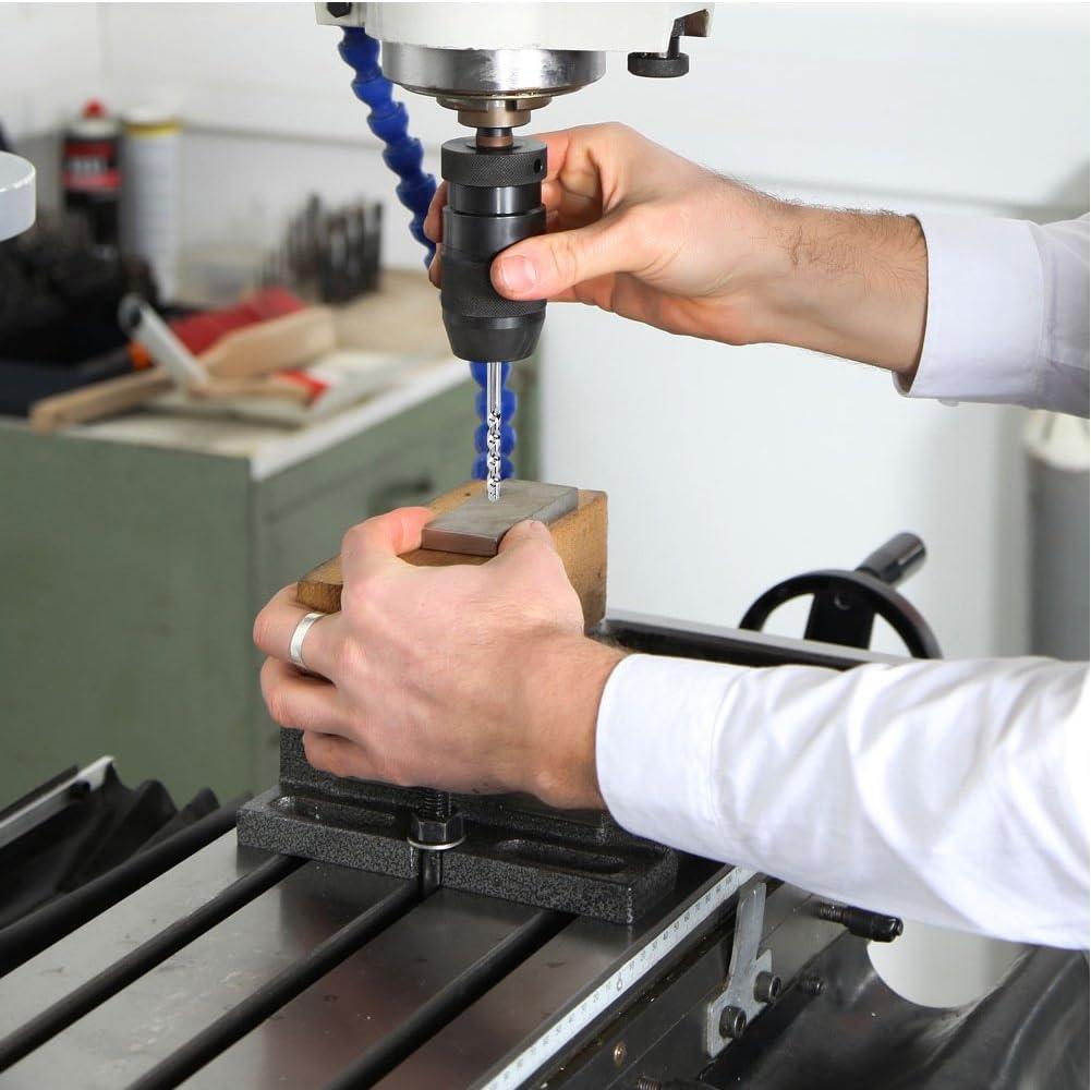 Drill Bit Masonry Drill Bit Set Stainless Steel Drill Bit Set Electric Drill Tip for Masonary Concrete Brick Tile 4-10mm 5pcs