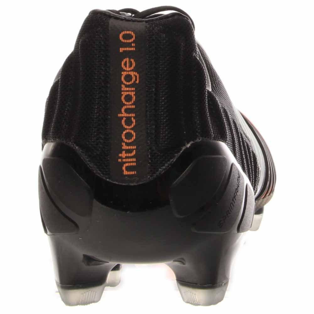 separation shoes 94922 ffef7 ... where can i buy amazon adidas nitrocharge 1.0 fg soccer cleat black  flash orange white soccer