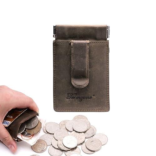 Cartera minimalista - Monedero cartera tarjetero