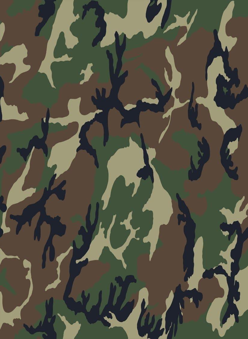 Rectangle Refrigerator Magnet - Hunting Redneck Camouflage Camo Design