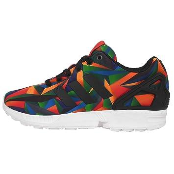 adidas - Zapatillas de Deporte para Hombre Modelo ZX Flux S81651.: Amazon.es: Deportes y aire libre