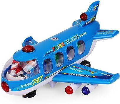 giocattolo aereo due anni
