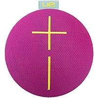 Ultimate Ears Roll 2 Wireless Bluetooth Speaker Purple (Certified Refurbished)