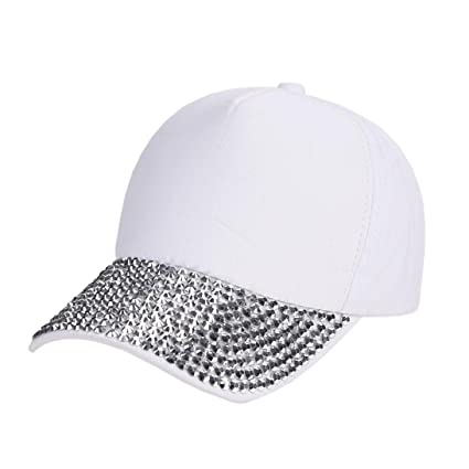 ❤️Amlaiworld Visor de Verano Mujer Gorra de béisbol Mujer Gorra de Snapback  con Forma de 7c0ee40b03b