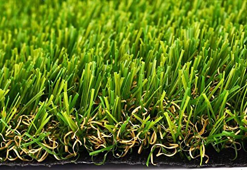 Synturfmats 3'x4' Artificial Grass Carpert Rug - Premium Indoor / Outdoor Green Synthetic Turf