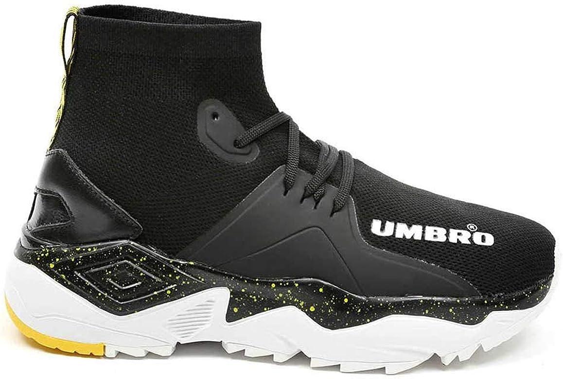 Umbro Run M Future, Zapatillas para Correr para Hombre, Negro, 40 EU: Amazon.es: Zapatos y complementos