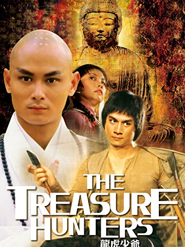 DVD : The Treasure Hunters