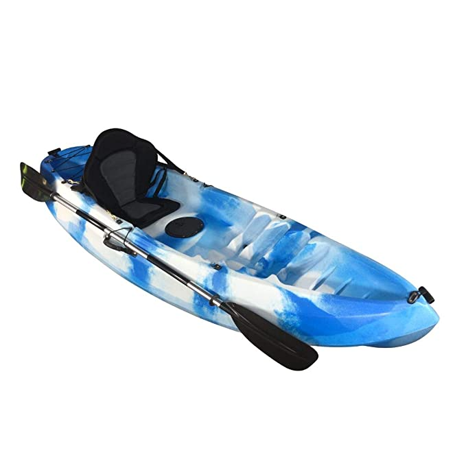 Cambridge Kayaks - Kayak Unisex, Color Azul: Amazon.es ...
