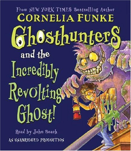 Ghosthunters #1: Ghosthunters and the Incredibly Revolting Ghost by Brand: Listening Library (Audio)