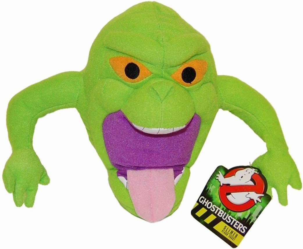 """Ghostbusters 21 cm 9/"""" Deluxe Super Soft Plush Toy GB00754-Slimer"""