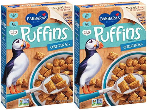 Barbaras Bakery Puffins Original, 2 (Barbaras Bakery Puffins Cereal)