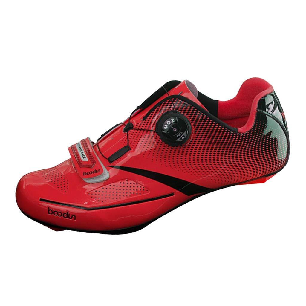 Unbekannt Baoblaze Damen Herren Radschuhe Fahrradschuhe Rennrad MTB Radsport Schuhe  | Online Outlet Shop