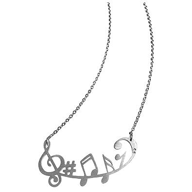 Amazon com: Studio Feifish Women's Music Symbols Bar