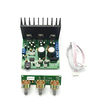 Amazon com: ModuleFly LM1875 Power Amplifier Board 2 1