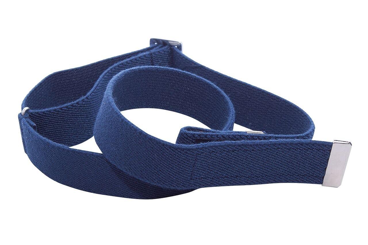 Zaubergürtel - Der längenverstellbare Gürtel ohne Schnalle mit Klettverschluss - Made by Clip.Ho