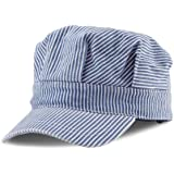 Classic Train Engineer Conductor's Adjustable Cap - Child to Adult