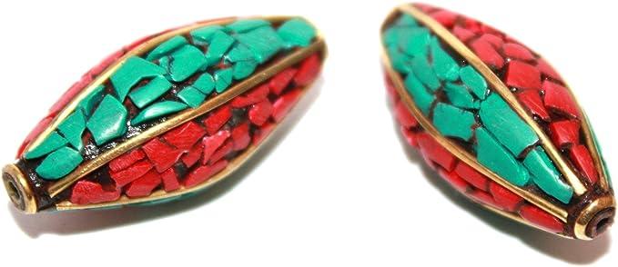 Tibetan Beads MAN17-0126B Nepal Beads 8mm Bamboo Coral Beads 50-8mm Bright Red Coral Beads 8mm Red Beads Nepal Jewelry