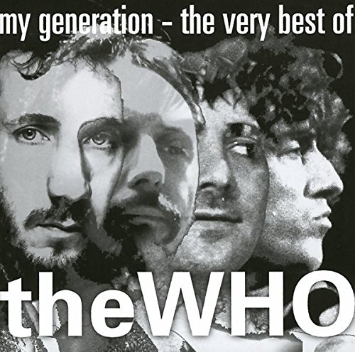 My Generation-Very Best of the Who by POLYDOR