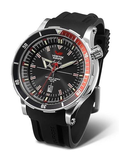 "Vostok Europe ""Anchar K-162"" Tritio 5105141 - Reloj automático de caballero"