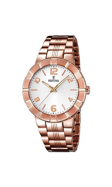ceafbeabaca6 Festina F16714 1 - Reloj de Pulsera Mujer