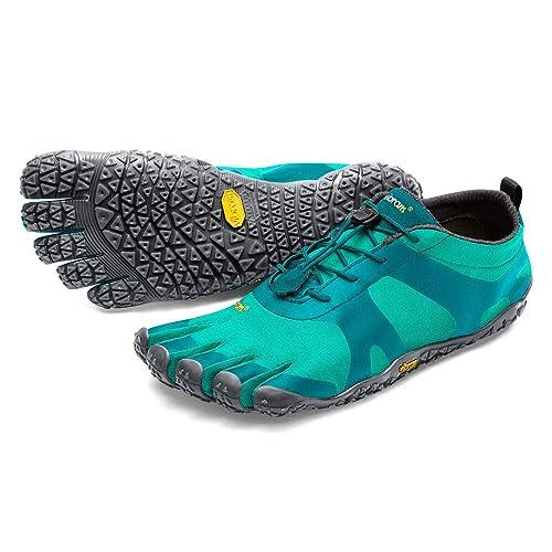 Vibram FiveFingers Women V-Alpha Hiking/Training Shoes (Teal/Blue) (39 EU (7-7.5 US))