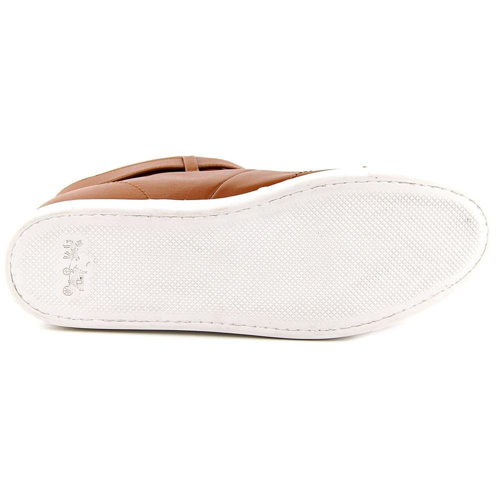 COACH Women's Richmond Swagger Hi Top Wedge Saddle Soft Nappa Oxford by Coach (Image #4)