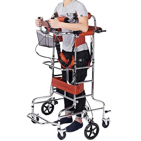 EGCLJ Andador De Aluminio Estándar con Apoyabrazos Apoyo ...