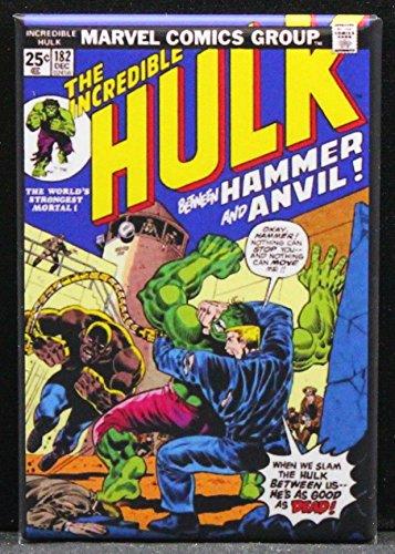 The Incredible Hulk #182 Refrigerator -