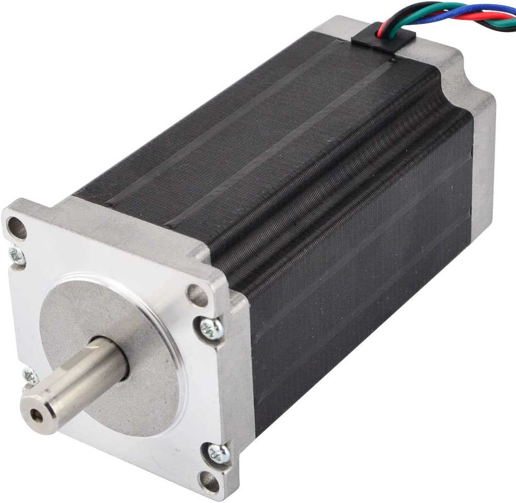 STEPPERONLINE Nema 23 Bipolar 3Nm 4.2A 57x114mm 4-lead Stepper Motor CNC for CNC XYZ 3D Printer Motor