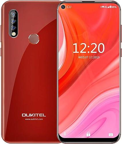 OUKITEL C17 2019 4G Dual SIM Smartphone Pantalla Infinity de 6.35 ...