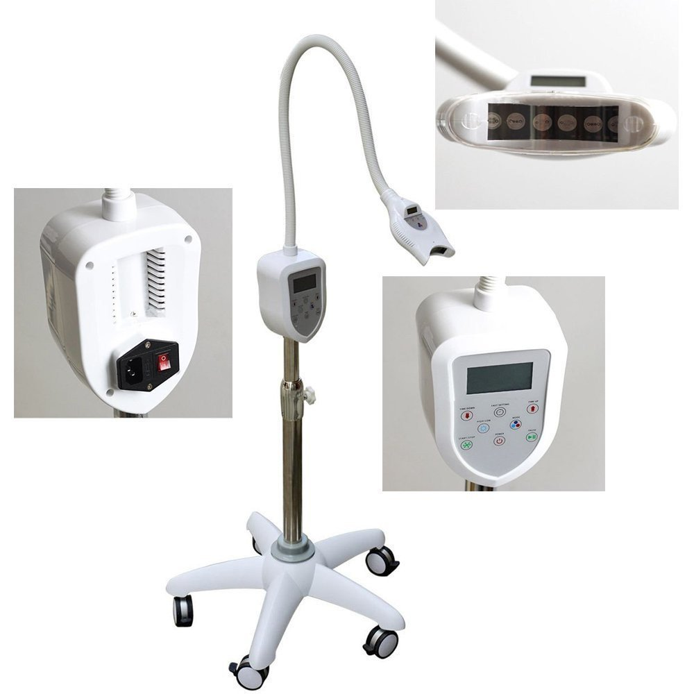 Doc.Royal Teeth Whitening Accelerator MD-669 Digital Display Teeth Whitening Bleaching Whitening Mobile Lamp Machine by Doc.Royal (Image #2)