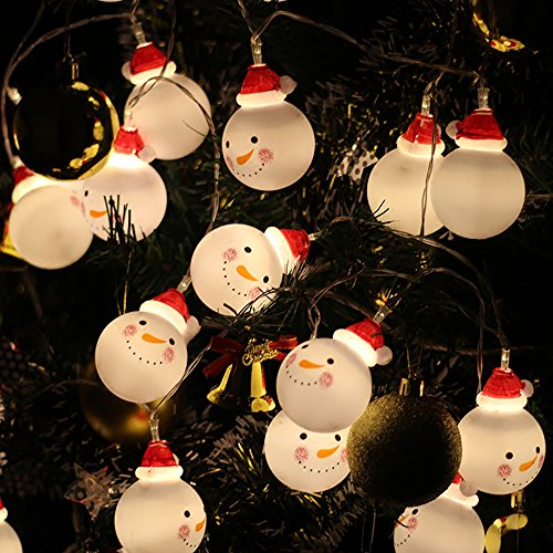Decorate Outdoor Trees With Lights - 9