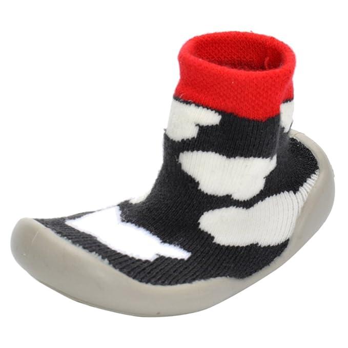Gazechimp Calcetines Zapatos para Recién Nacido Niños Unisexo Comodo: Amazon.es: Ropa y accesorios