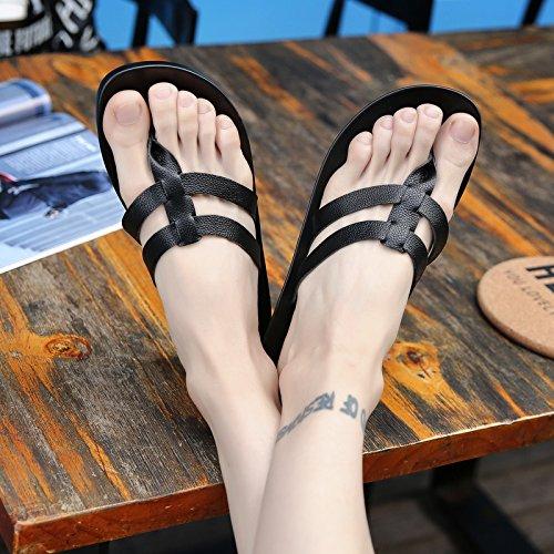 @Sandals Sommer Neue Hausschuhe, Toe, Flip Flops Der Männer Männer Männer 28d226