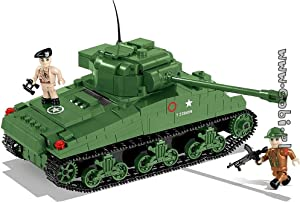 COBI Historical Collection Sherman Firefly Tank