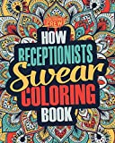 Looking for funny gifts for Receptionists? This Clean Swear Word Coloring Book is Perfect! In this book we have put together a list of hilarious, clean swear words that Receptionists definitely can use!  Funny and cheap gift ideas for Receptionists a...