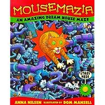 Mousemazia: An Amazing Dream House Maze