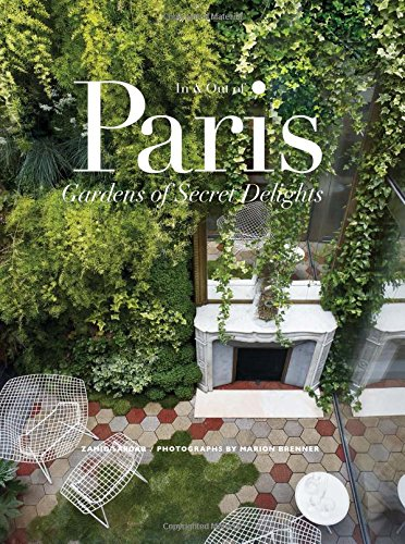 Cheap  In & Out of Paris: Gardens of Secret Delights