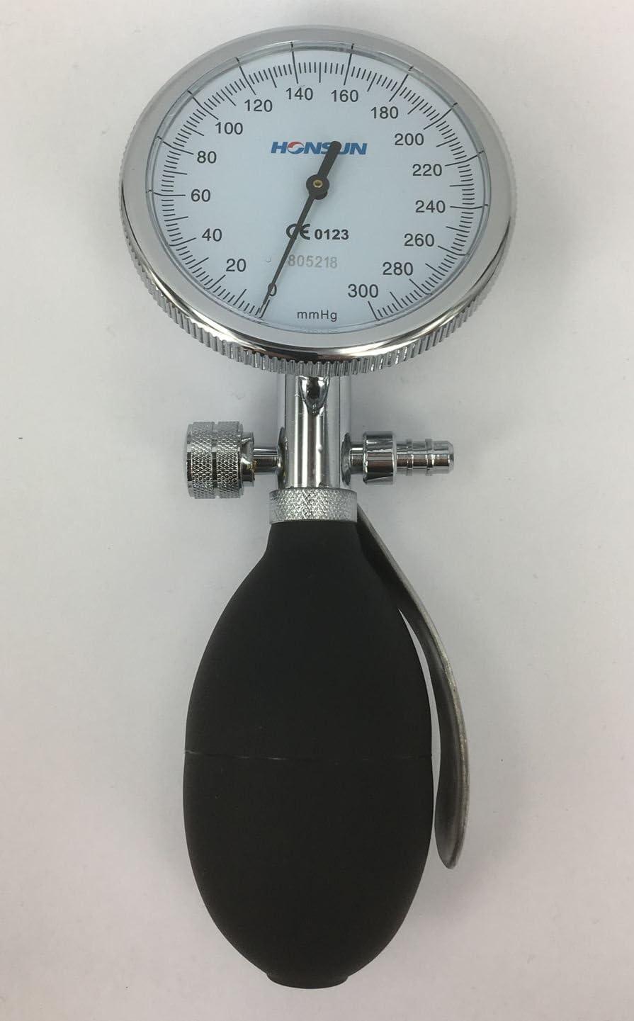 Lyall Willis Tensiómetro aneroide – Palma Modelo – Monitor de presión arterial con manguito para adultos.: Amazon.es: Salud y cuidado personal