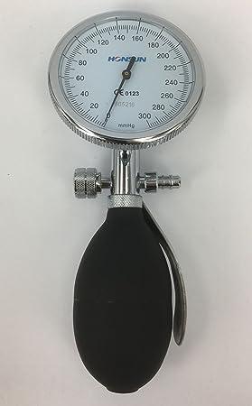 Lyall Willis Tensiómetro aneroide - Palma Modelo - Monitor de presión arterial con manguito para adultos.: Amazon.es: Salud y cuidado personal