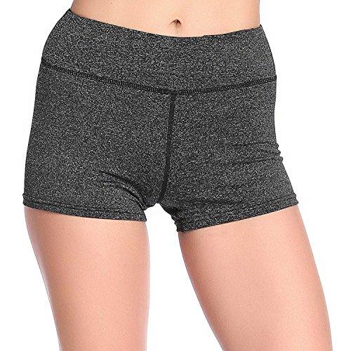 スポーツウェア ハーフパンツ ショートパンツ レディース レギンス タイツ ポケット付き 吸汗 速乾 ヨガ ランニング トレーニング 用 パンツ
