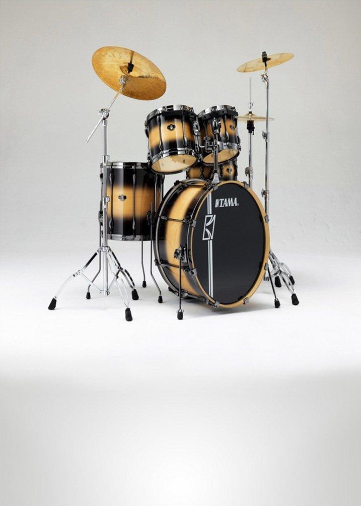 Drums写真Backdrops写真小道具Studio背景5 x 7ft   B01G517ZFU